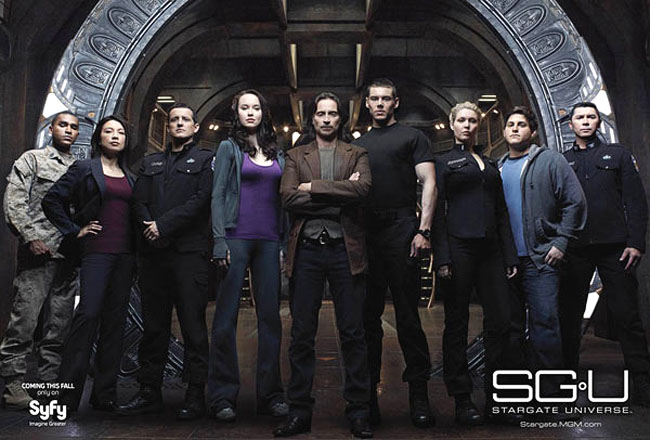 SGU cast