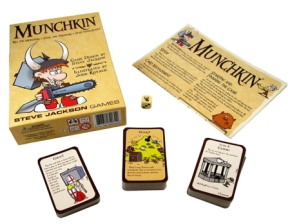 Munchkin® the game or the podcast?