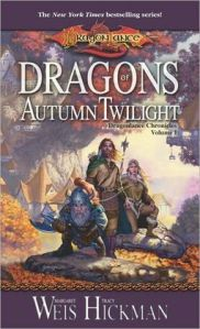 Dragonlance: Autumn Twilight.