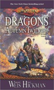 Dragonlance: Autumn Twilight.