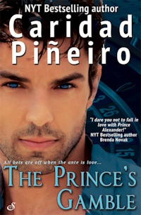 Author Interview: Caridad Pinero