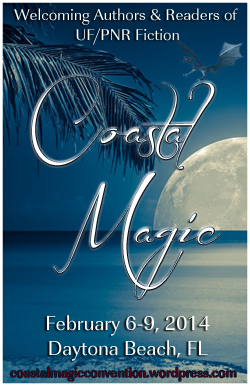 Coastal Magic Reader Convention