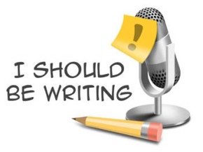 Podcast Review: I Should Be Writing