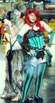 Steampunk Poisin Ivy