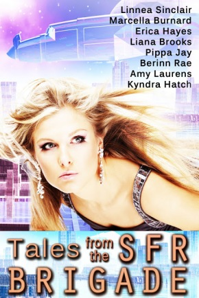 Free Anthology: Tales from the SFR Brigade
