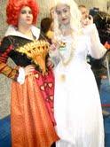 white queen red queen