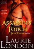 Assassins Touch_Laurie London_Cover