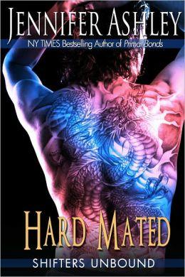 Hard Mated_Jennifer Ashley_Cover