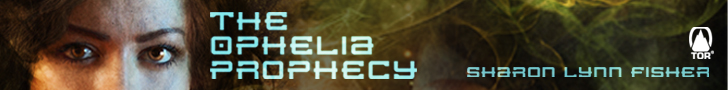 Ophelia Prophecy Web Banner