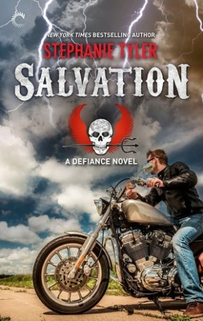 Salvation – A Nice Return to Stephanie Tyler's Post-Chaos World