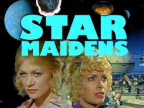 SF OBSCURE: from files of best forgotten…STAR MAIDENS