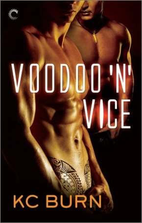 Can you reform a villain? – Voodoo 'n' Vice by KC Burn