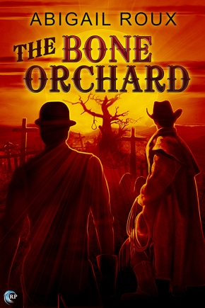 The Bone Orchard: a tour and a contest and a look at the edits!