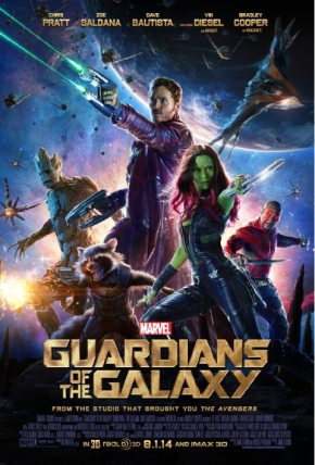 Guardians of the Galaxy –Hooked?