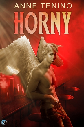 Horny: a tour and a contest and a hot immortal!