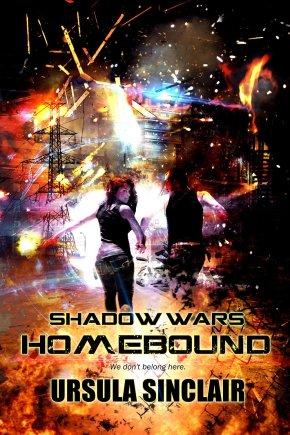 Shadow Wars: Homebound by UrsulaSinclair