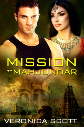 REVIEW: MISSION TO MAHJUNDAR by Veronica Scott