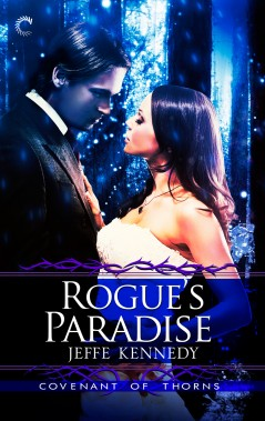 Book Birthday: Rogue's Paradise – visit the land of blood andmagic