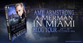 Amy Armstrong, A Merman in Miami Blog Tour (Updated)