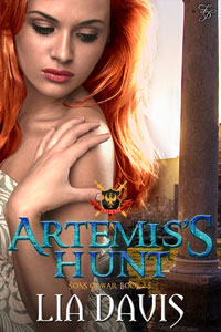 Artemis's Hunt (Sons of War 2.5) by Lia Davis