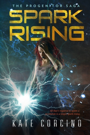 Action and adventure in SPARK RISING!