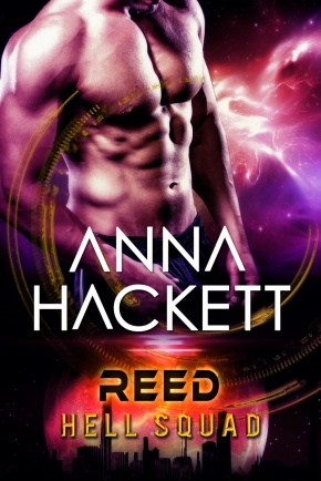 Cover Reveal: HELL SQUAD AnnaHackett