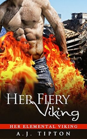 Review: Her Fiery Viking by A.J. Tipton