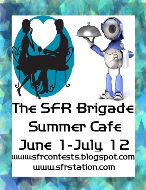 SFRB Summer Cafe Super Nova Week!