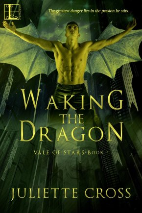 Review: Waking the Dragon by Juliette Cross