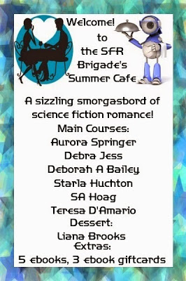 SFR Brigade Summer Cafe Week 2 – Weird Science