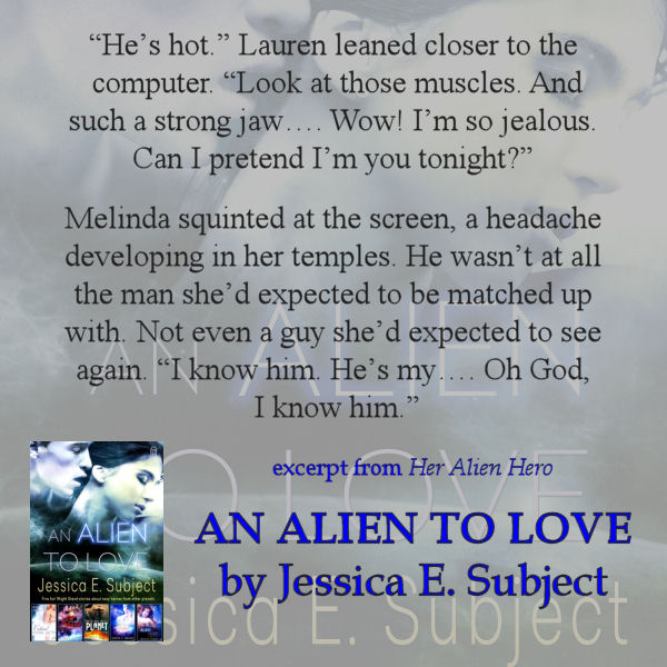 An Alien to Love teaser 3