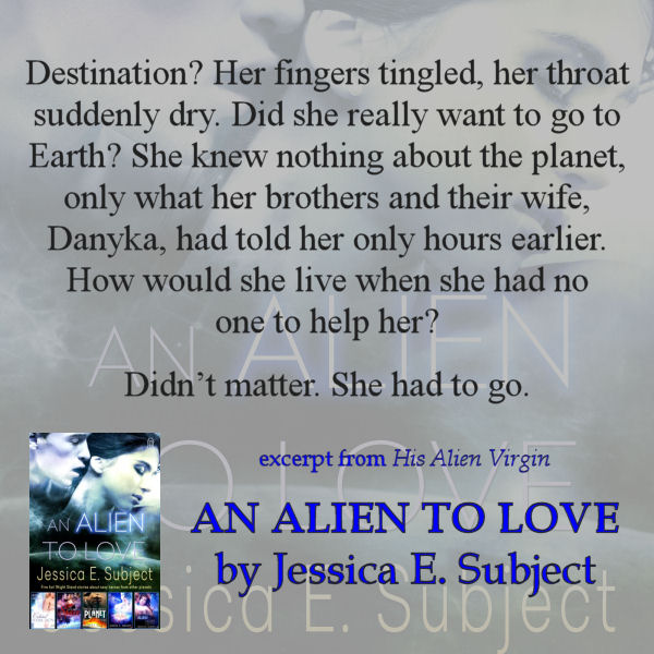 An Alien to Love teaser 4