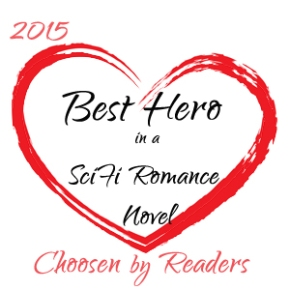 Announcing reader's choice of the best SFR Hero!