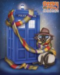 Dr. Who Cat