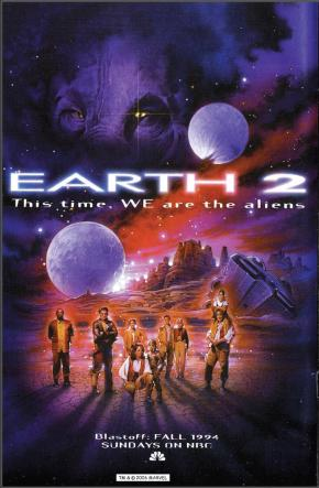 SF Obscure: EARTH 2