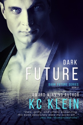 KC Klein – Dark Futures Tour & Giveaway