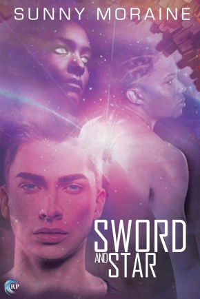 Cover Reveal Sword and Star by Sunny Moraine