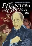 The Phantom of the Opera Silent Movie
