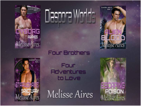 Author Interview: Melissa Aires