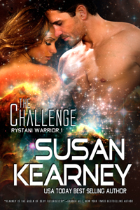 Romance and Sex and Something Different with Susan Kearney